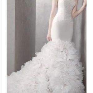 Vera Wang Mermaid Wedding Dress